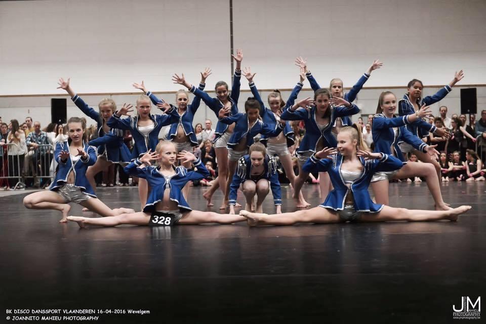 Dansliga wedstrijden 2016